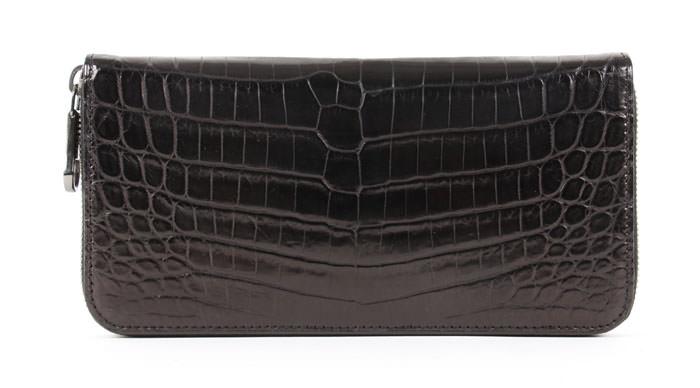 ラゲージアオキ1894 クロコダイルの財布