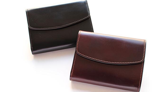 セッラトゥラの三つ折り財布