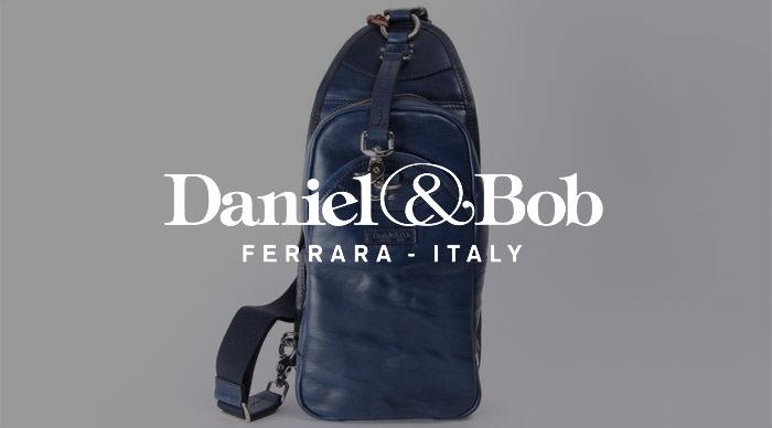 Daniel&Bob(ダニエル&ボブ)のボディバッグ