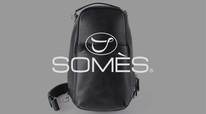SOMES SADDLE(ソメスサドル)のボディバッグ