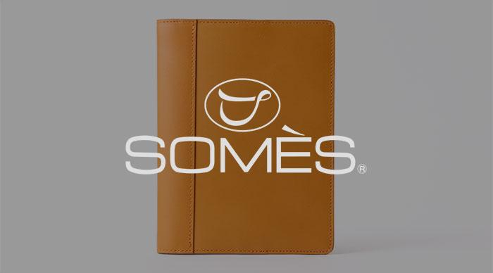 SOMES SADDLE(ソメスサドル)のブックカバー