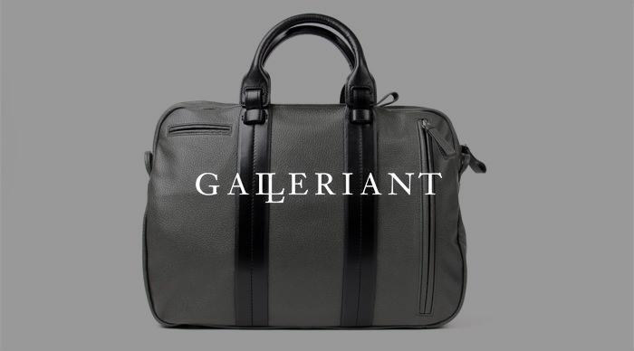 galleriant(ガレリアント)のブリーフケース