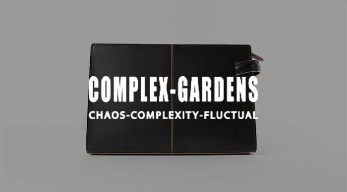 COMPLEX GARDENS(コンプレックスガーデンズ)のクラッチバッグ