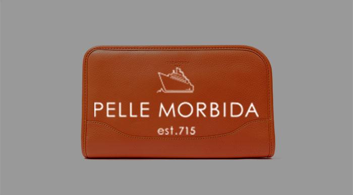PELLE MORBIDA(ペッレモルビダ)のクラッチバッグ