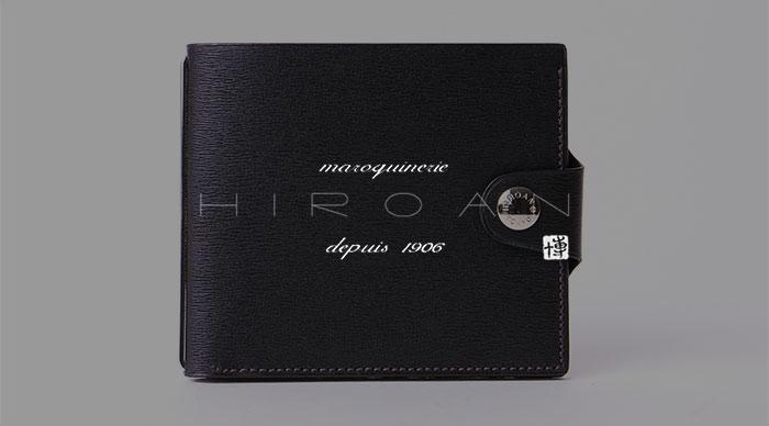 Hiroan(博庵)のマネークリップ