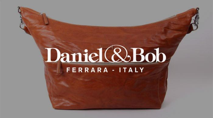 Daniel&Bob(ダニエル&ボブ)のトートバッグ