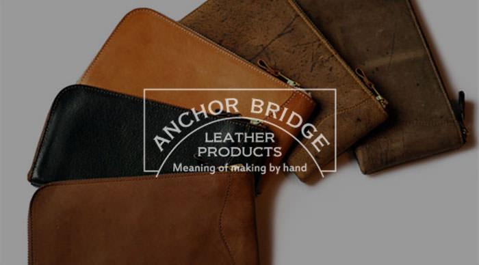 ANCHOR BRIDGE(アンカーブリッジ)の財布