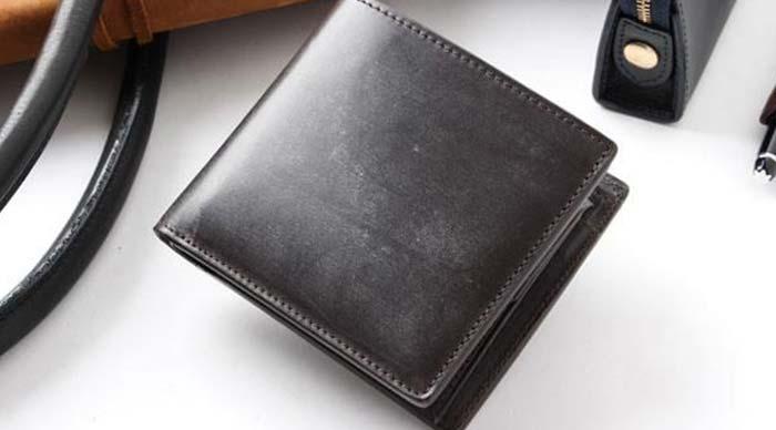 チマブエ ブライドル 二つ折り財布