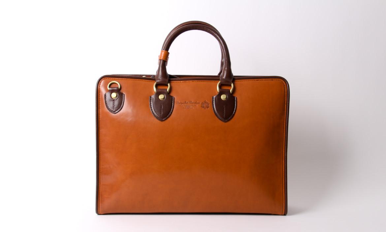 青木鞄のブリーフケース